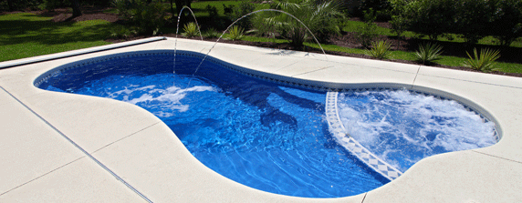 San Juan Pools - V.i.p. Construction fiberglass swimming pools